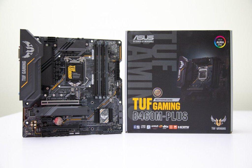 Asus Tuf Gaming B460m – Plus12