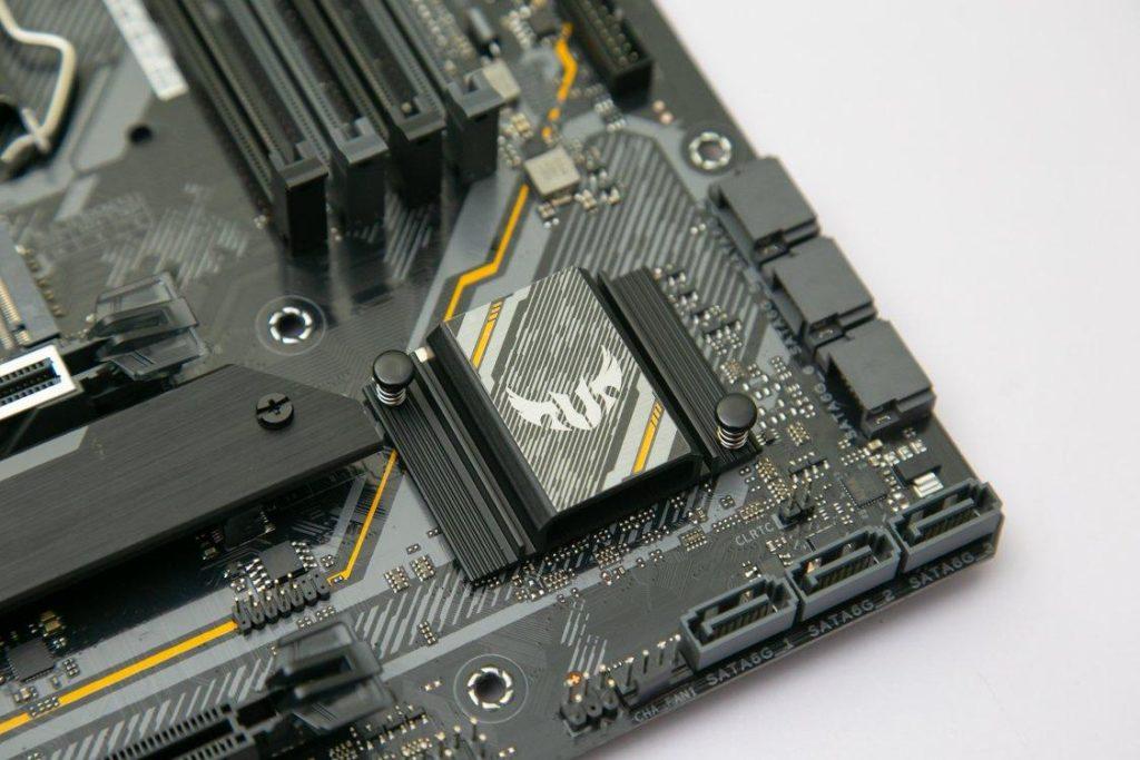Asus Tuf Gaming B460m – Plus15