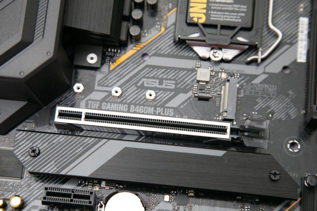 Asus Tuf Gaming B460m – Plus16