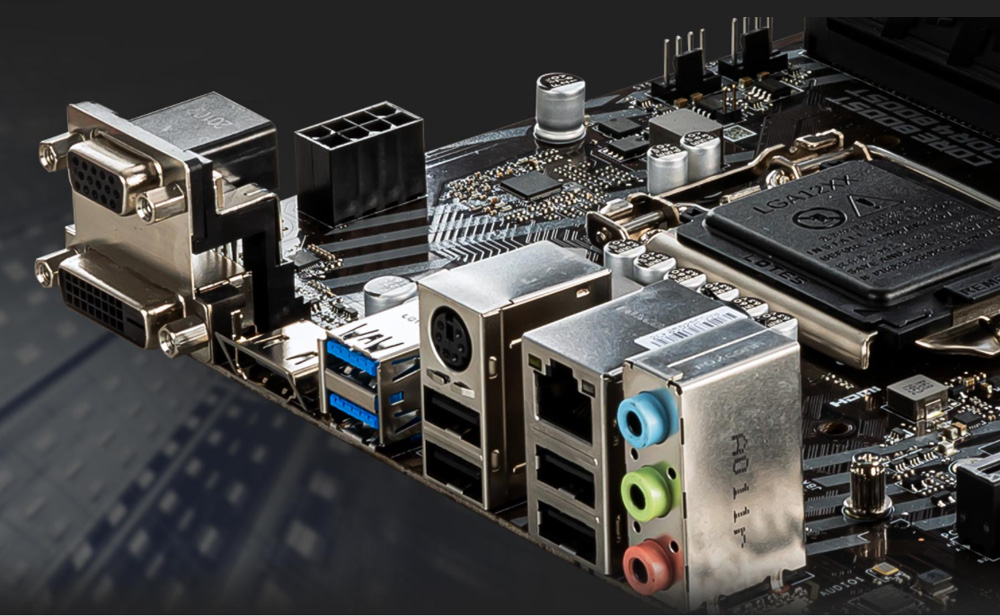 Review Mainboard Msi H410m – Pro11
