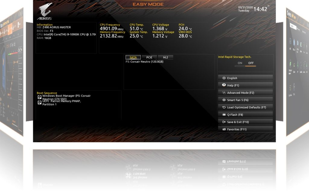 Giới Thiệu Mainboard B460m Aorus Pro 21