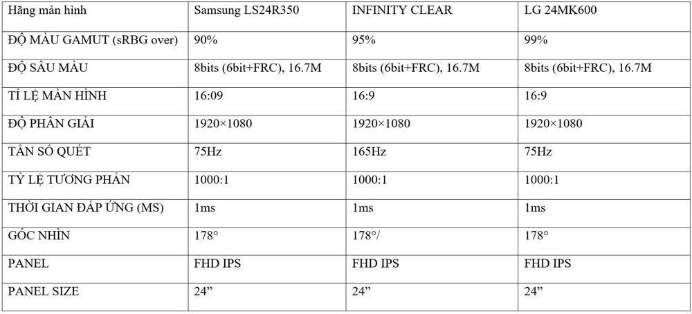 Infinity Clear Fhd Ips 165hz 20210118 18