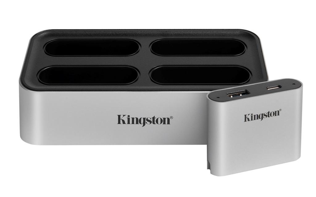 Kingston Technology Ra Mắt Ssd Nvme Mới Cùng Bộ Chuyển Đổi Kết Hợp Đầu Đọc