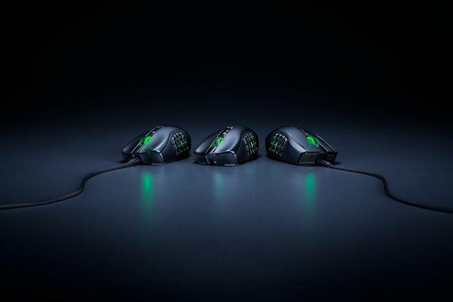 Razer ra mắt chuột Naga X cho các tựa game MMO