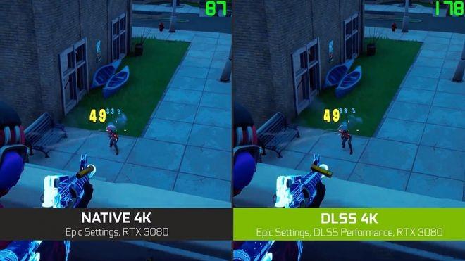 Nvidia ra mắt plugin DLSS cho Unreal Engine
