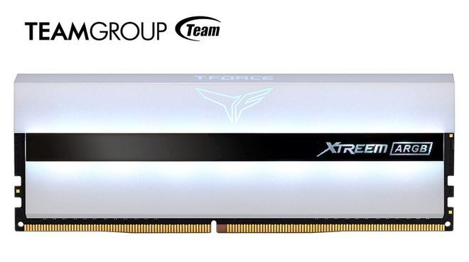 TeamGroup ra mắt RAM Xtreem ARGB White và SSD Delta Max White RGB