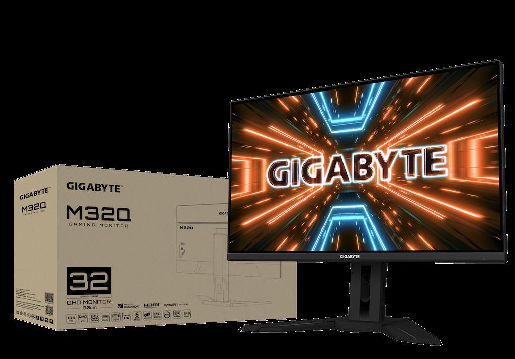 Gigabyte Ra Mắt Màn Hình Gaming M32Q