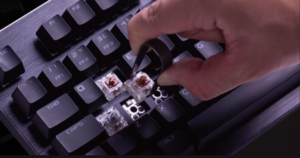Evga Z15 Gaming Keyboard Rgb 10