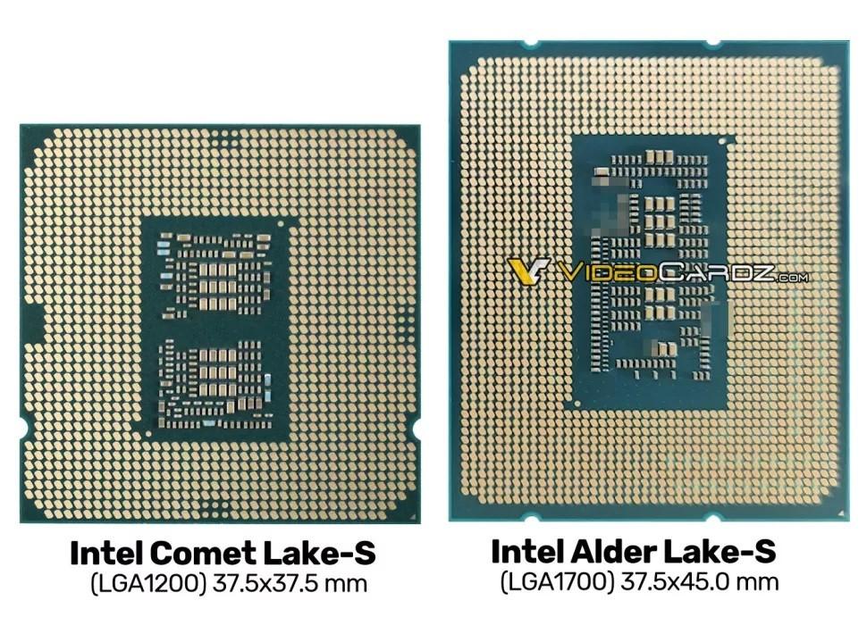 Alder Lake Socket V0 2201996