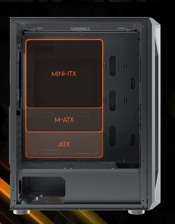Review Case Xigmatek Gaming X 3Fx – Mid Tower 05