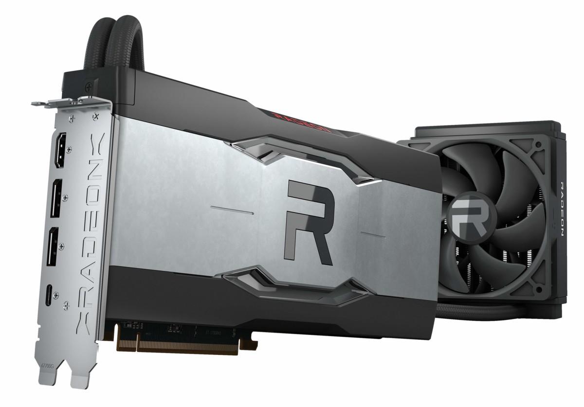 Amd Ra Mắt Radeon Rx 6900 Xt Liquid Edition: Tản Nhiệt Nước, Cải Thiện Hiệu Năng