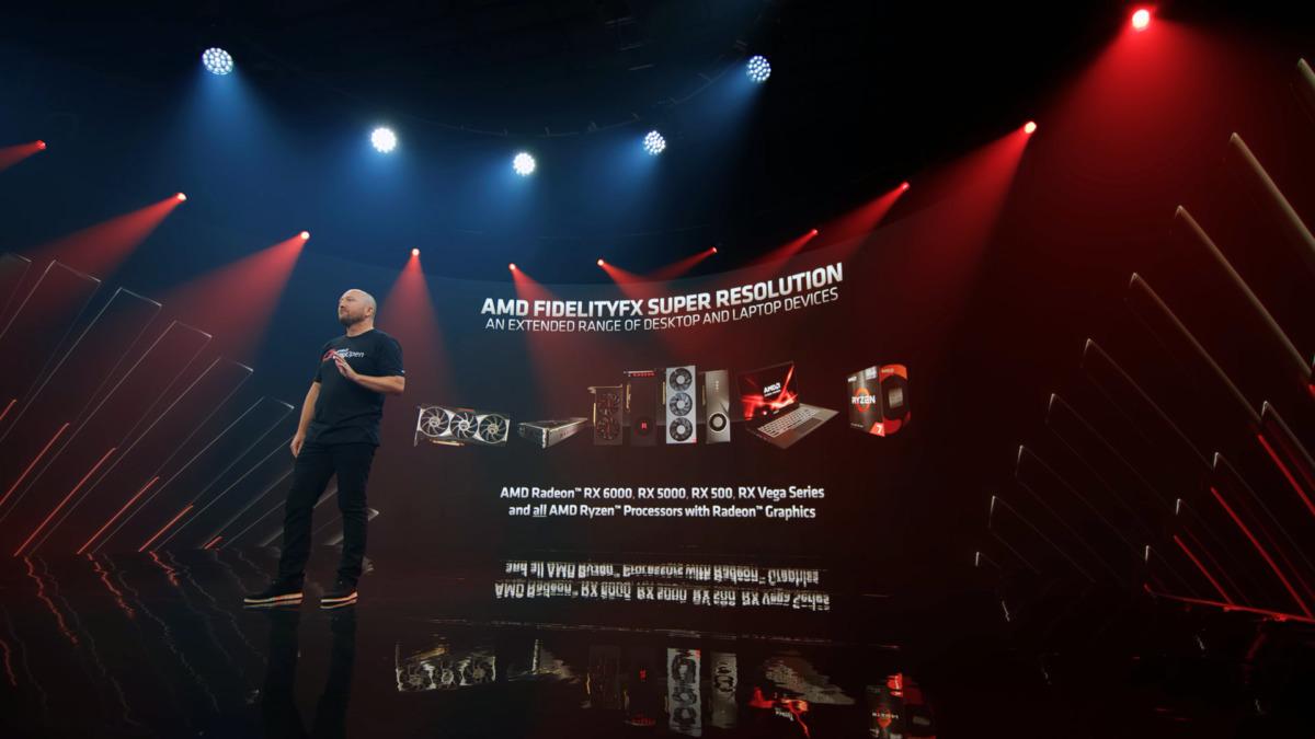 Điểm Qua Hệ Sinh Thái Mới Của Amd Dành Cho Game Thủ Tại Computex 2021