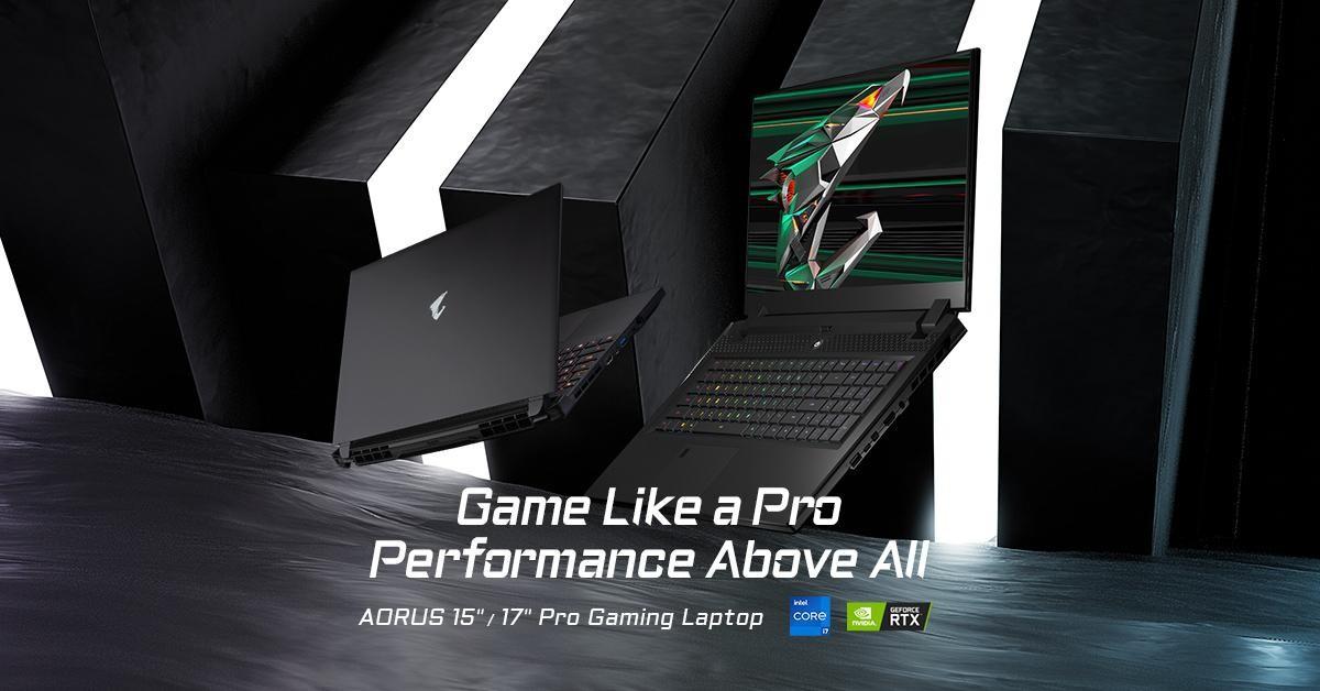 Gigabyte Giới Thiệu 3 Dòng Laptop Cho Game Và Sáng Tạo Nội Dung