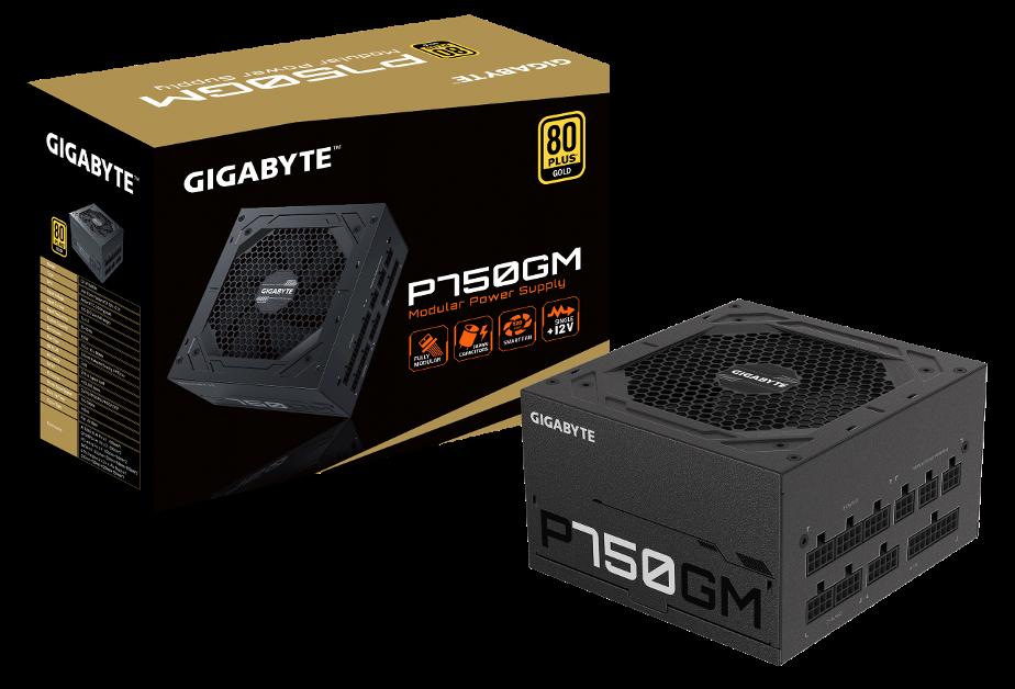 Gigabyte Ra Mắt Bộ Nguồn P750Gm, P550B, P450B