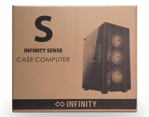 Giới Thiệu Infinity Sense – Digital Rgb – Mid Tower Case