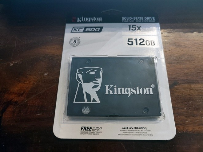 Kingston Kc600 Sata Ssd – Tốc Độ Cao, Giá Phù Hợp