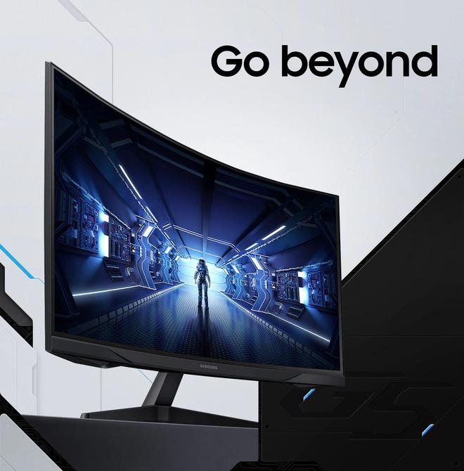 Màn Hình Chơi Game Samsung Odyssey G5 Về Việt Nam