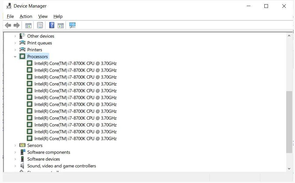 Microsoft Tung Ra Bản Cập Nhập Mới Cho Windows 10 Sửa Lỗi Phần Cứng Cpu
