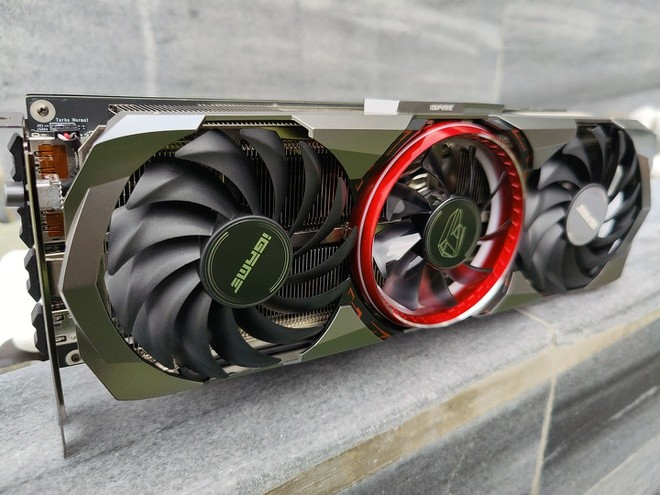 Mở Hộp Colorful Geforce Rtx 3080 Advanced