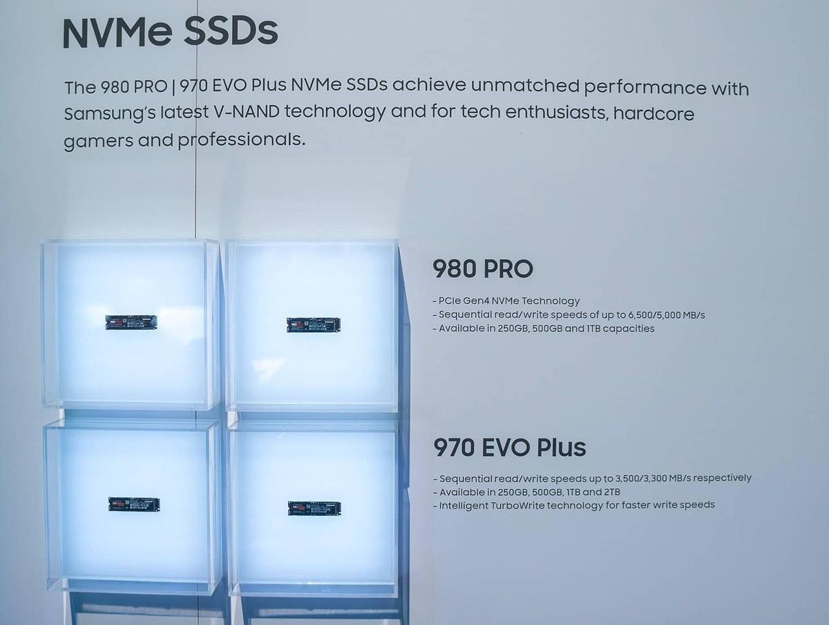 Samsung Đã Sẵn Sàng Ra Mắt Ssd 980 Pro