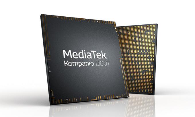 Mediatek Ra Chip Xử Lý Kompanio 1300T 5G Cho Máy Tính Bảng, Laptop
