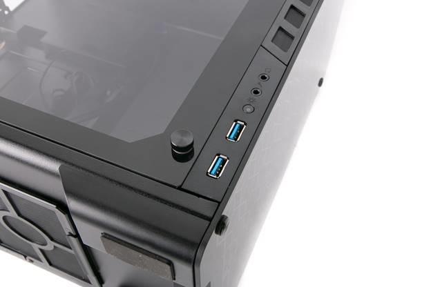 Giới Thiệu Case Metallic Gear Neo G Mini Itx Black Tempered Glass – Full Aluminium Case