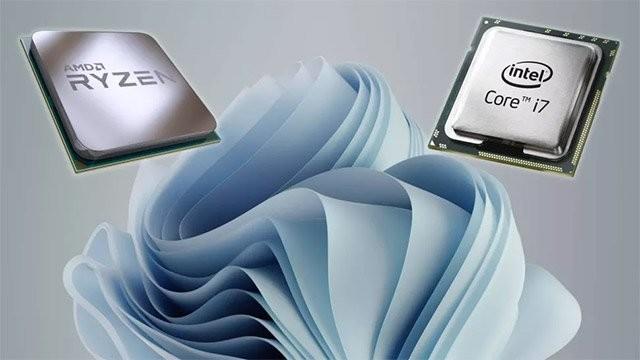 Danh Sách Cpu Intel Và Amd Tương Thích Windows 11