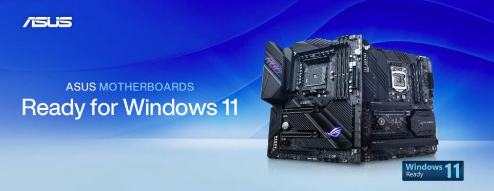 Asus Phát Hành Bản Cập Nhật Bios Hỗ Trợ Windows 11