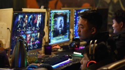 Trung Quốc đang thâu tóm công ty game khắp thế giới