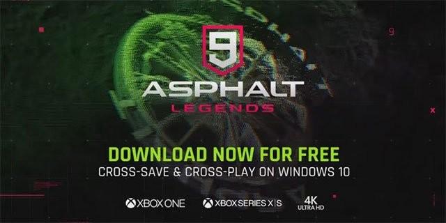 Asphalt 9: Legends Hiện Đã Có Thể Download Miễn Phí Trên Xbox Và Windows