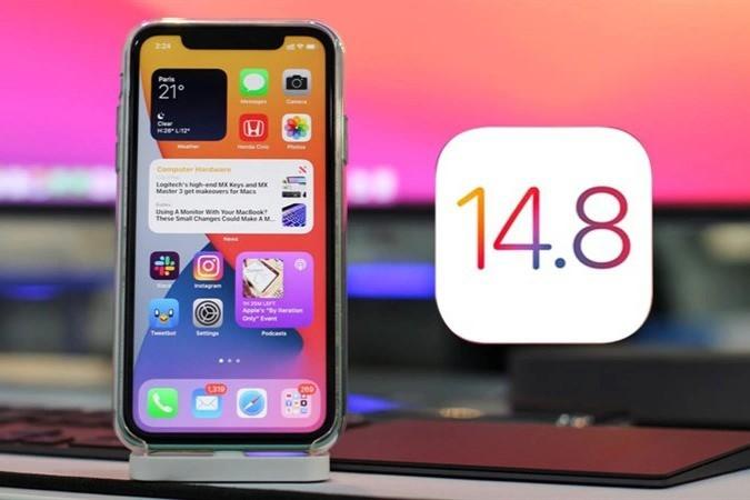 Apple Ios 14.8