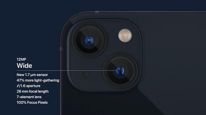 Iphone 13 Và Iphone 13 Mini Chính Thức: